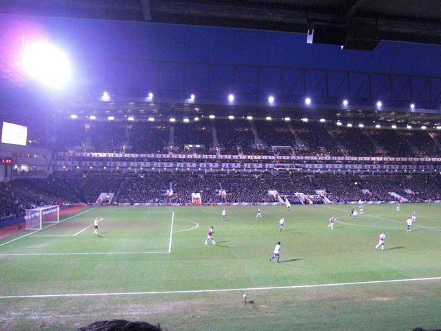 West Ham United - Manchester United, Upton Park, Premier League, 08/02/2009