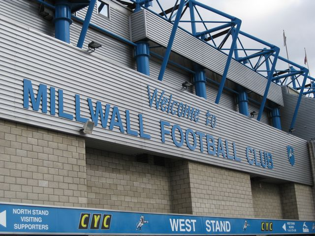 Millwall FC - Leicester City, New Den, League One, 14/03/2009