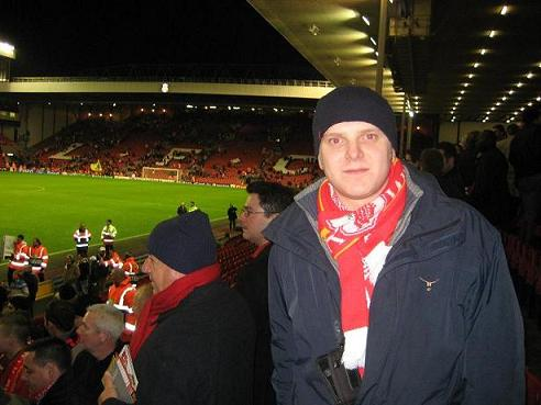 Liverpool FC - Real Madrid CF, Anfield Road, Champions League, 10/03/2009