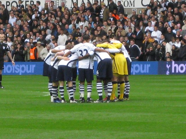 Tottenham Hotspur FC - West Ham United, White Hart Lane, Premier League, 11/04/2009