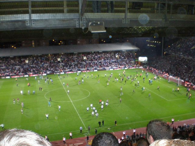 West Ham United - Millwall FC, Upton Park, Carling Cup, 25/08/2009