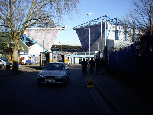 Millwall FC - Brighton Hove Albion, New Den, League One, 21/02/2009