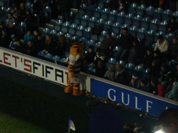 Queens Park Rangers - FC Middlesbrough, Loftus Road, Championship, 05/12/2009