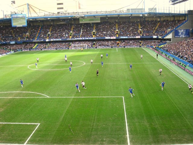 Chelsea FC - Man City, Stamford Bridge, Premier League, 27/02/2010