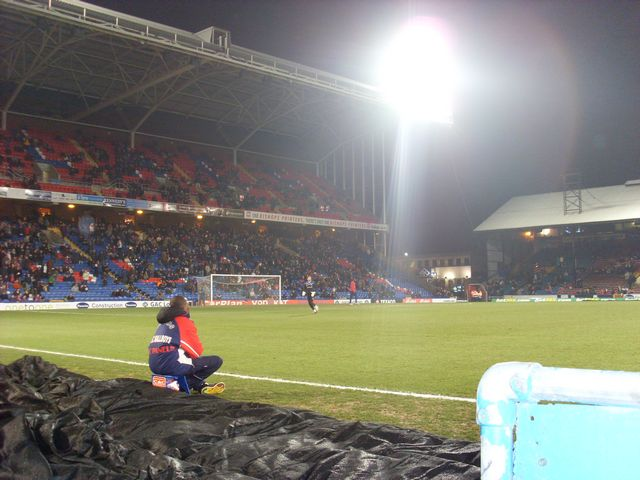 Crystal Palace - Reading FC, Selhurst Park, League One, 16/02/2010