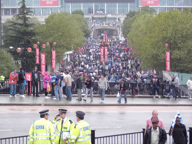 Millwall FC - Swindon Town, Wembley, League One, 29/05/2010