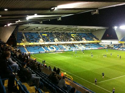 Millwall FC - Coventry City F.C., New Den, Championship, 01/11/2011
