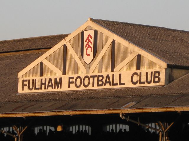 Fulham FC - Stoke City, Craven Cottage, Premier League, 11/02/2012