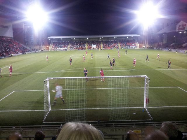 Leyton Orient - Bertford FC, Matchroom Stadium, League One, 13/09/2012