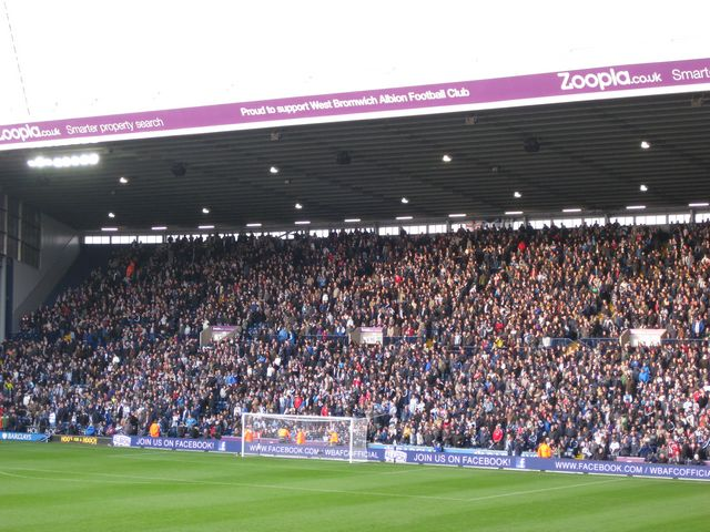 West Bromwich Albion - Chelsea FC, The Hawthorns, Premier League, 17/11/2012