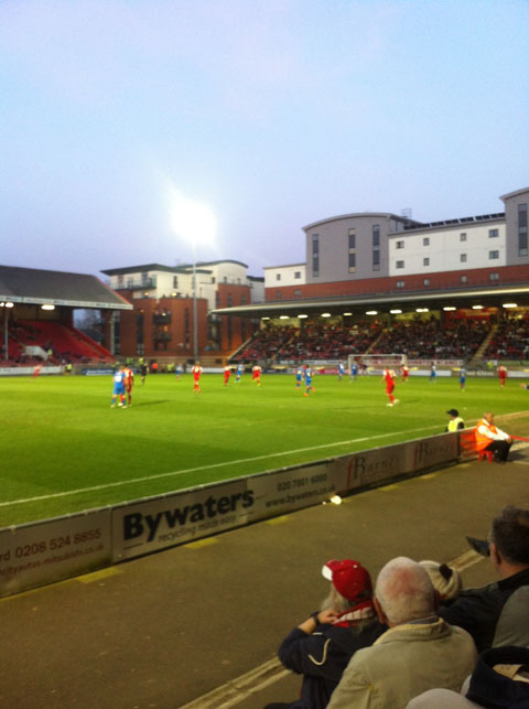 Leyton Orient - Doncaster Rovers, Matchroom Stadium, League One, 14/04/2015