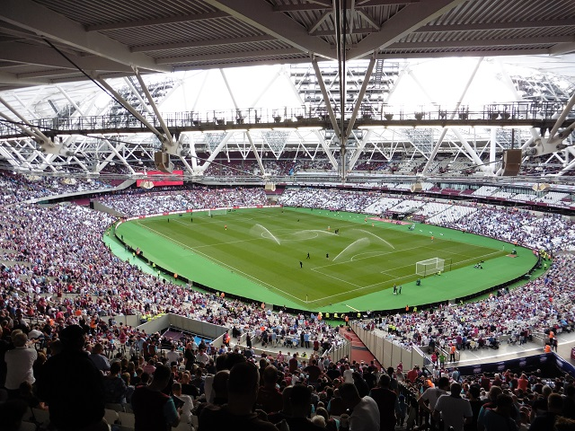 West Ham United - AFC Bournemouth, London Stadium, Premier League, 21/08/2016