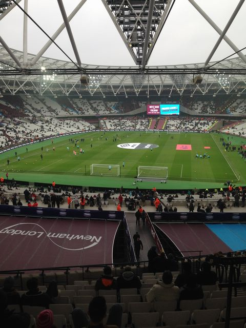 West Ham United - West Bromwich Albion, London Stadium, Premier League, 11/02/2017