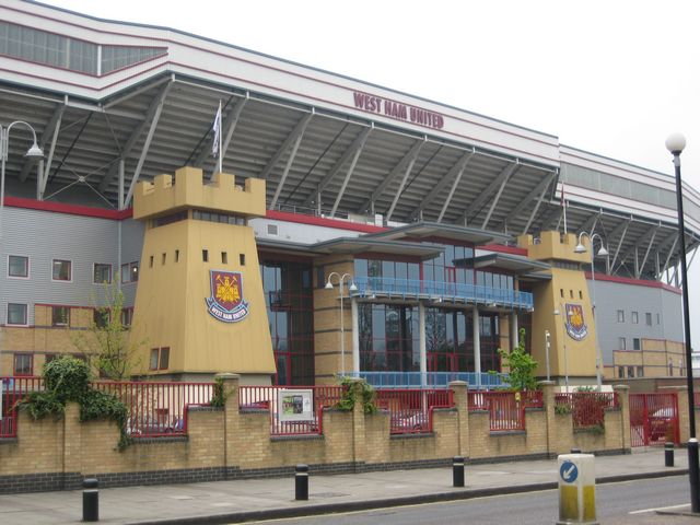 West Ham United - Derby County, Upton Park, Premier League, 19/04/2008