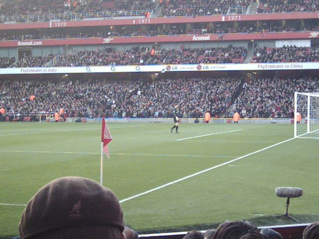Arsenal FC - Wigan Athletic, Emirates, Premier League, 11/02/2007