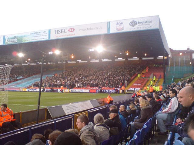 Crystal Palace - Ipswich, Selhurst Park, Championship, 18/01/2009