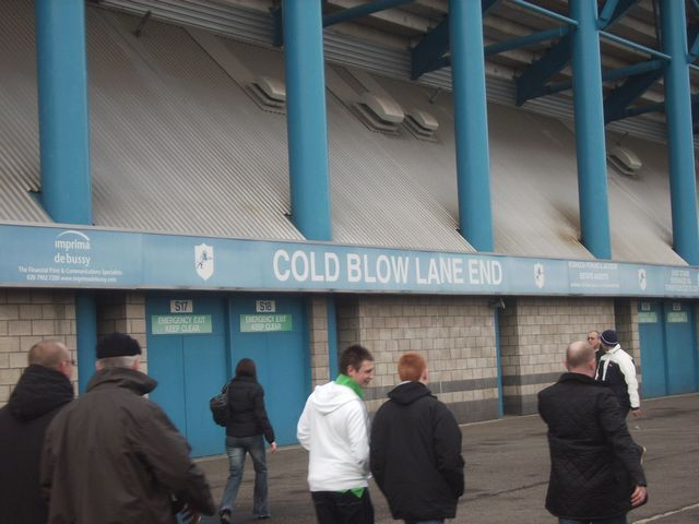 Millwall FC - Tranmere Rovers, New Den, League One, 17/01/2009