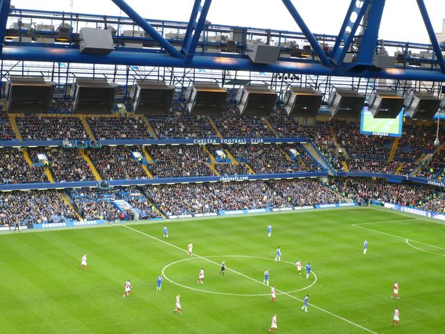 Chelsea FC - Stoke City, Stamford Bridge, Premier League, 17/01/2009