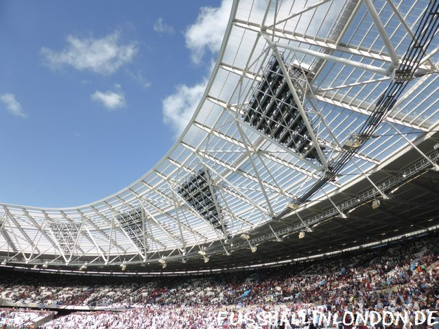 London Stadium -  - West Ham United FC - fussballinlondon.de
