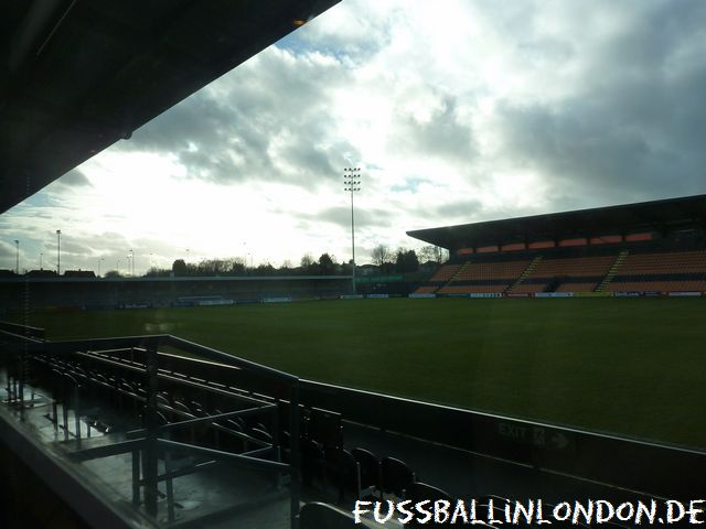 The Hive -  - Barnet FC - fussballinlondon.de